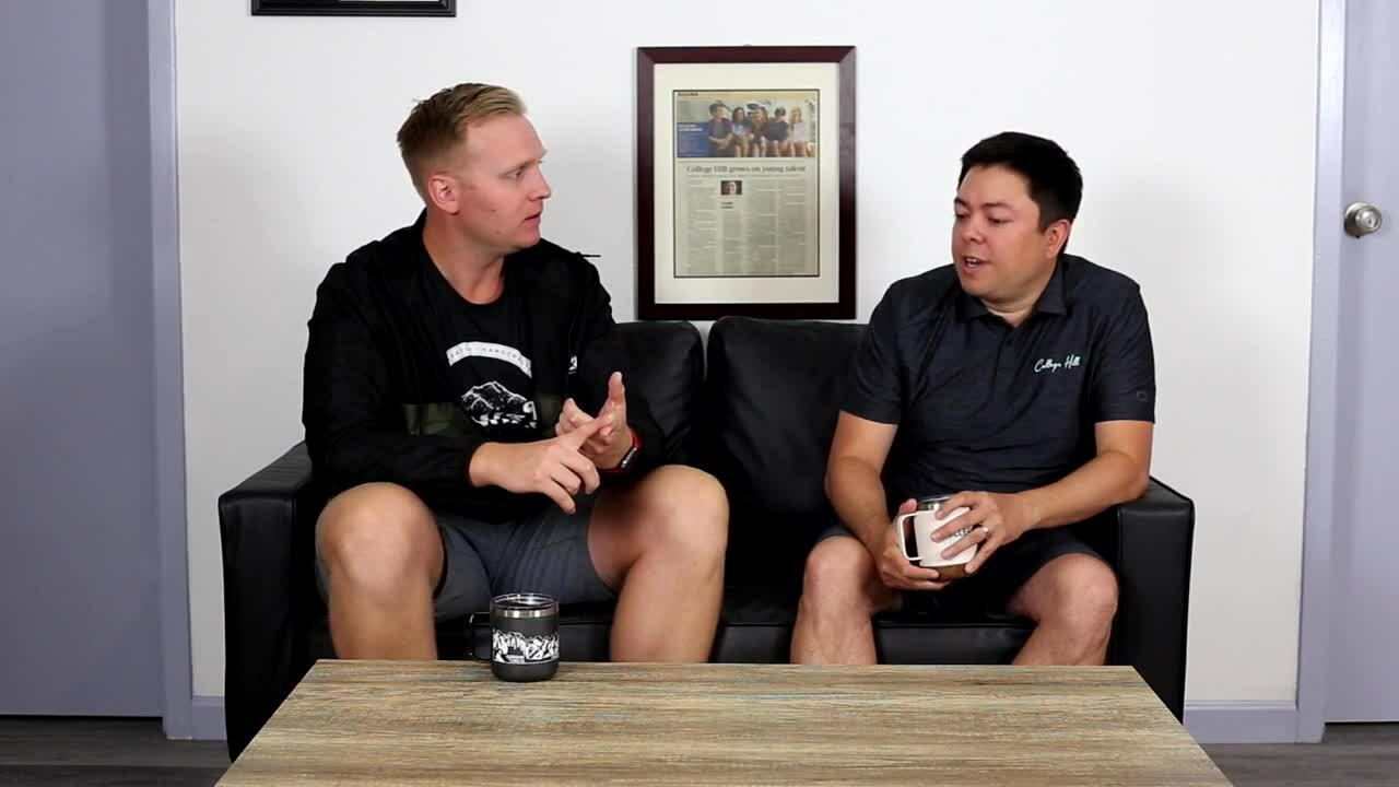 Coffee with College Hill - Kamiak part two