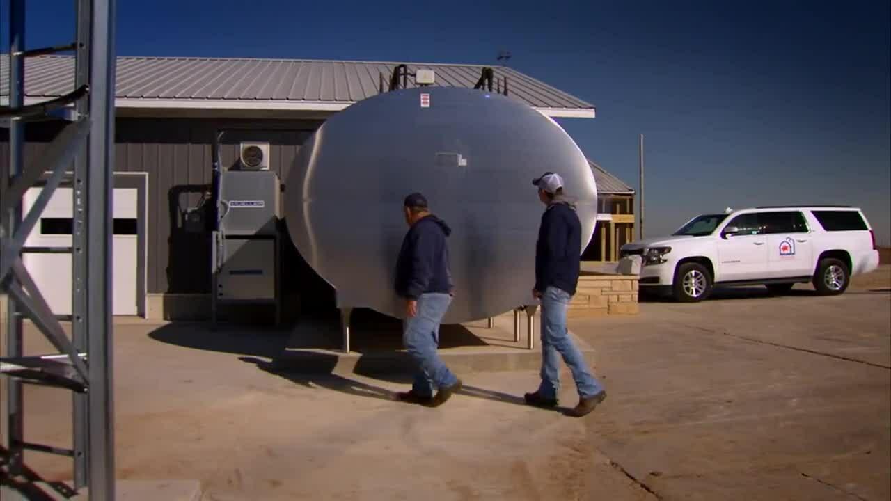 如何在奶牛场使用机器人挤奶系统