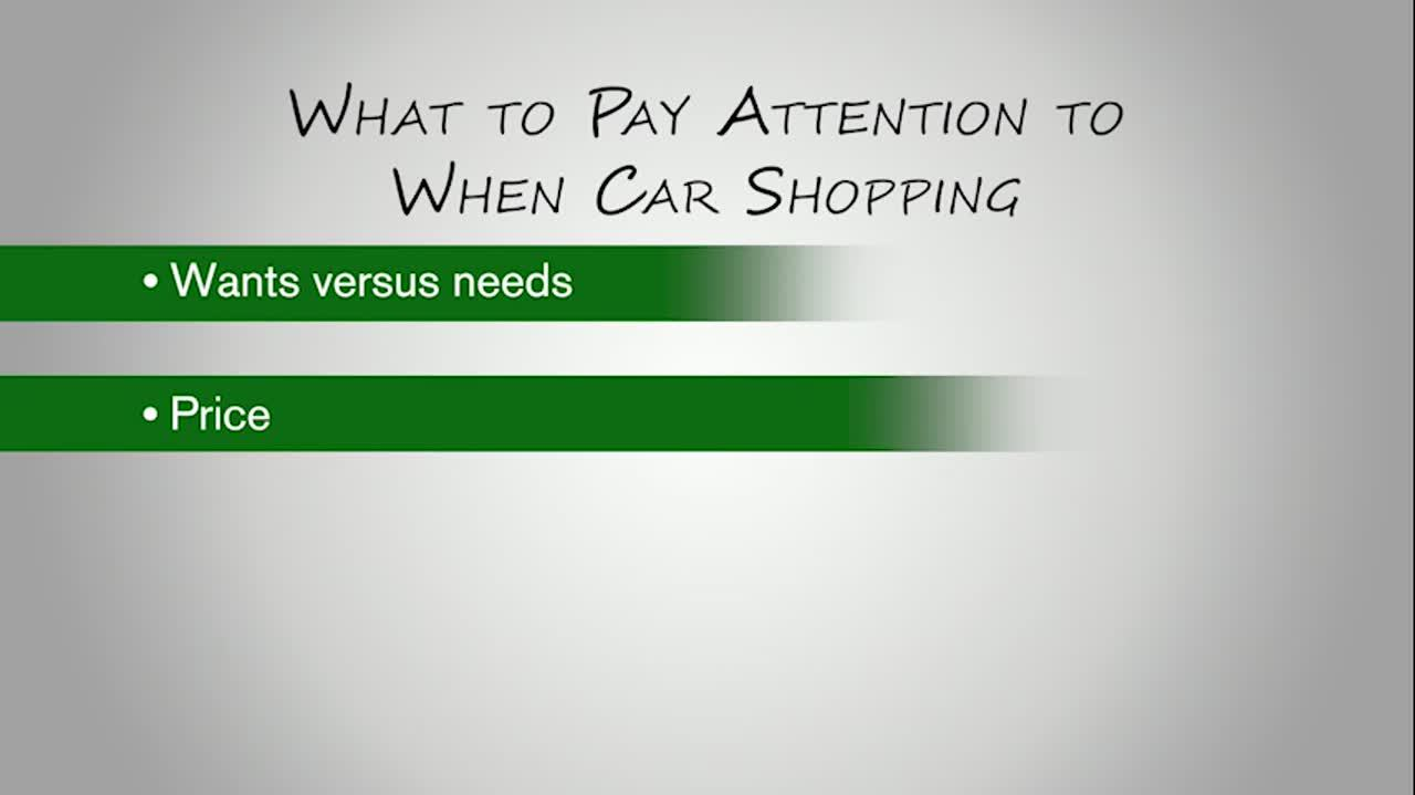 MMM what to consider when buying a car 05-28-18