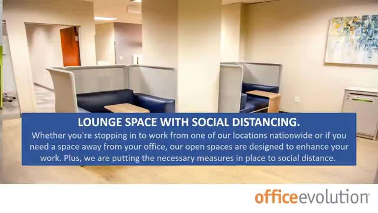 Virtual Tour of Office Evolution Dunwoody GA