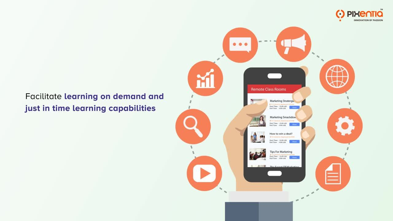 Engage Your Learners on the Go with SumTotal Mobile Learning