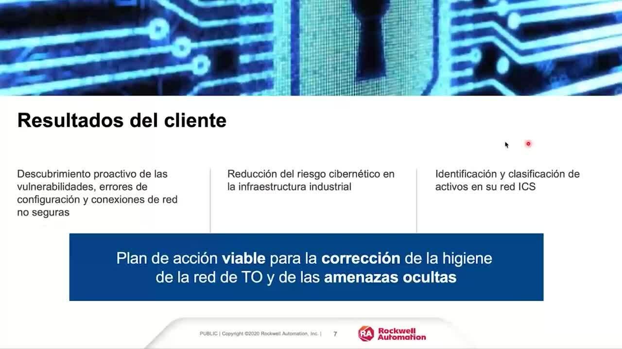 2. 23.02.21Conoce las vulnerabilidades de tu red industrial con Security Posture Survey