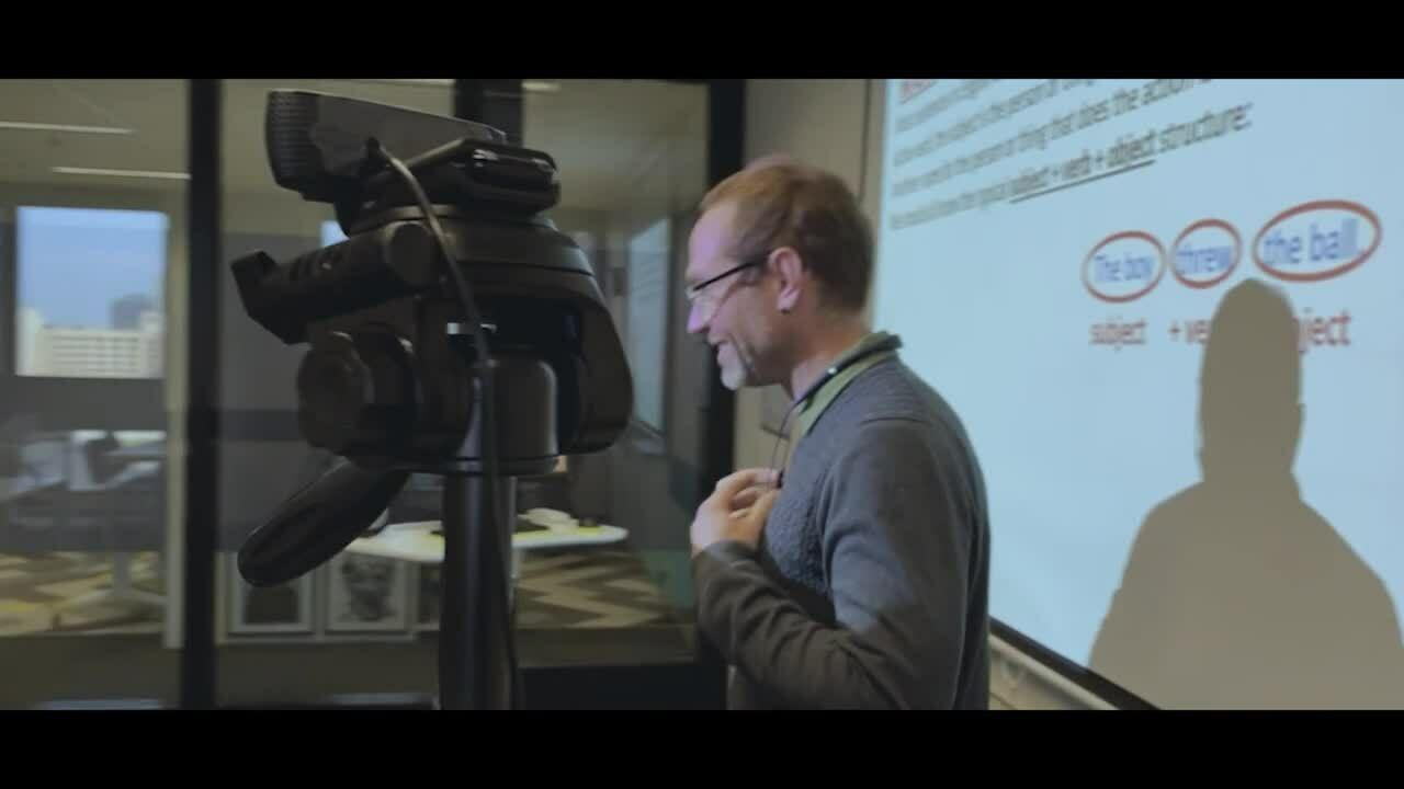 Classroom Setup Video-1
