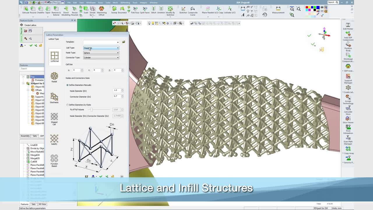 3DXpert for SOLIDWORKS Overview