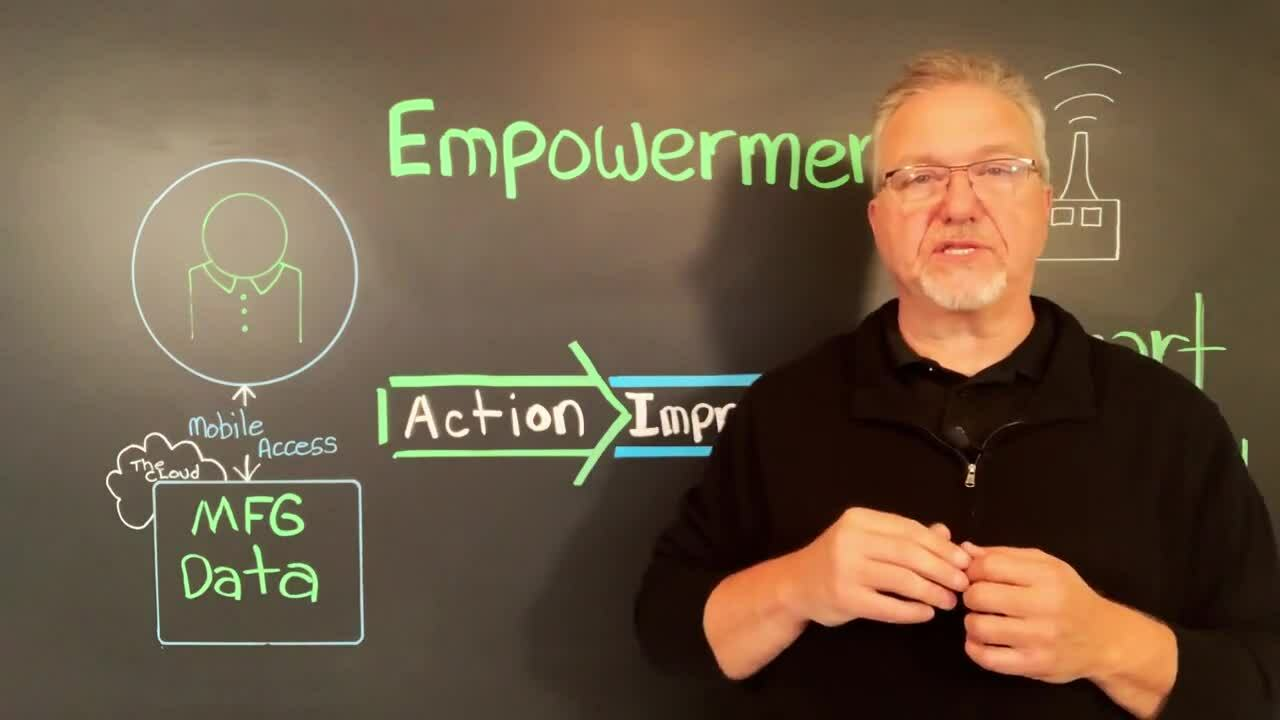 5 Essentials of a Smart Factory Series - Essential Principle #5_ Employee Empowerement