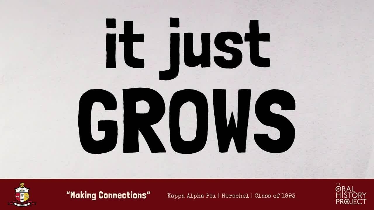 Kappa Alpha Psi Making Connections