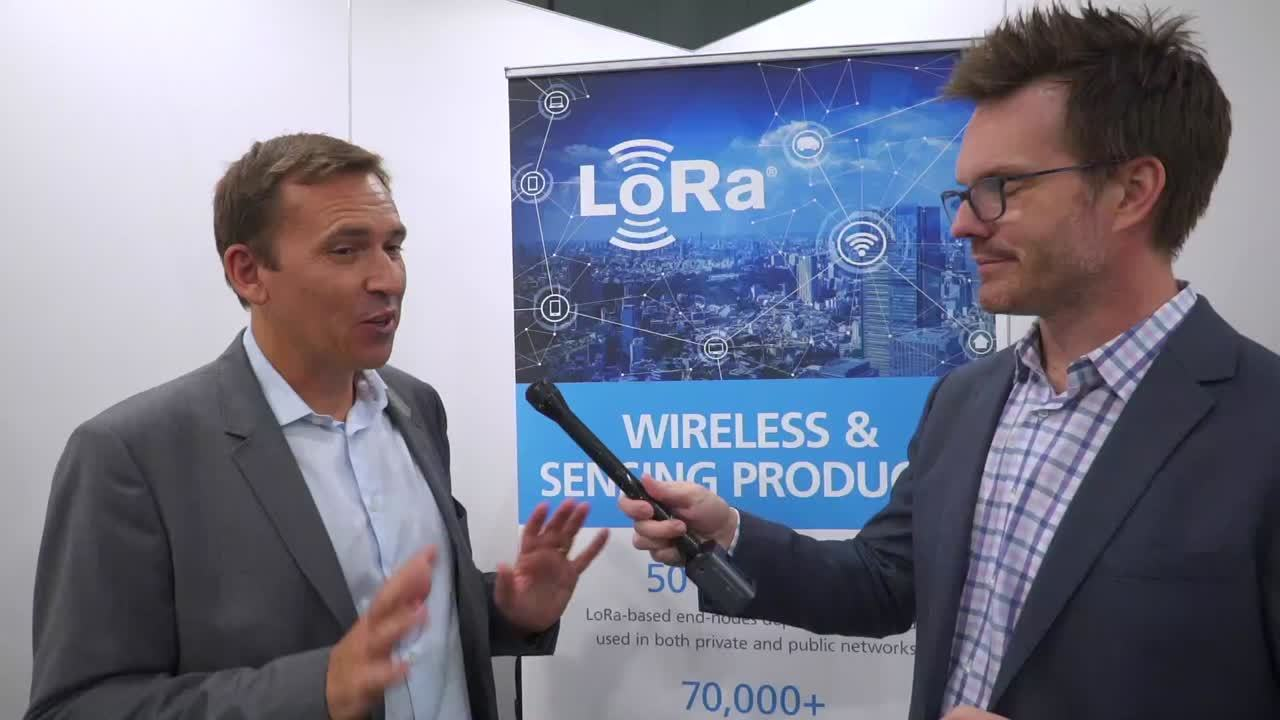 Semtech: LoRa Technology Enabling Proven, Flexible IoT Solutions