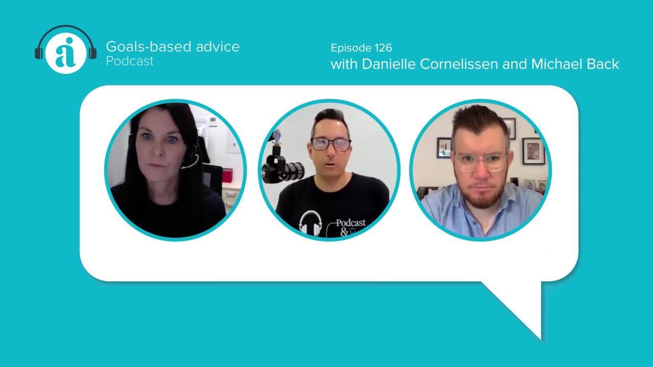 Episode 126 Danielle Cornelissen and Michael Back_final