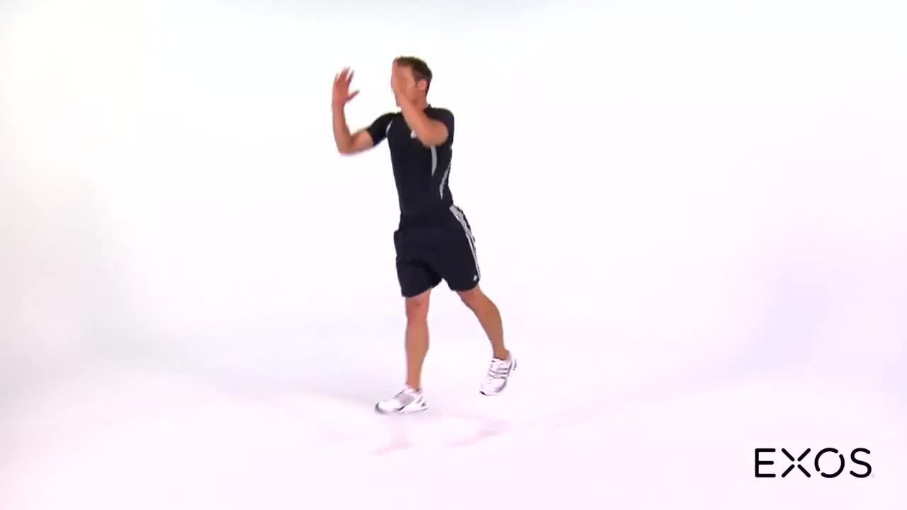 Split Squat Jump - Alternating Continuous-1