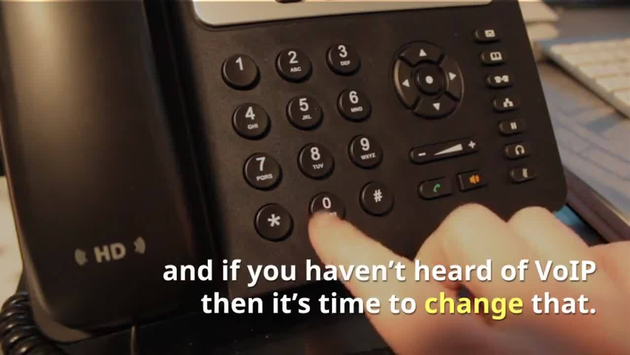 6 advanatges of moving to a VoIP telephone system