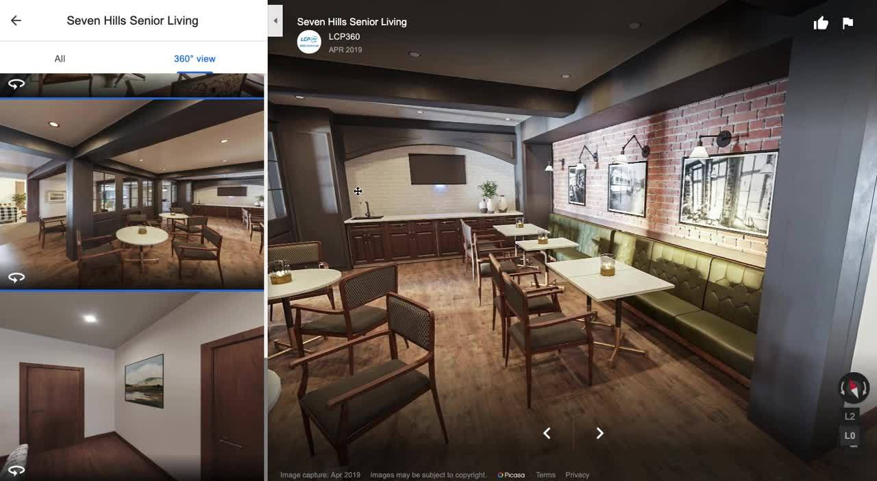 Google 3D Tour