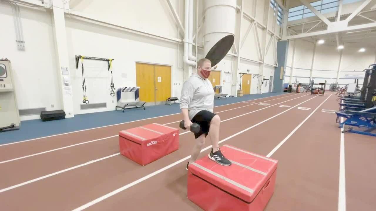 Lower Body Training
