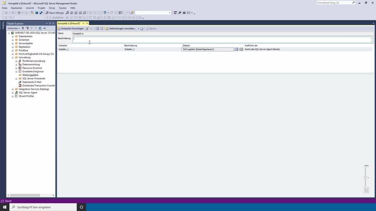 028 Nova Talk: SQL Server - Datenbank, Datensicherung und Firewall