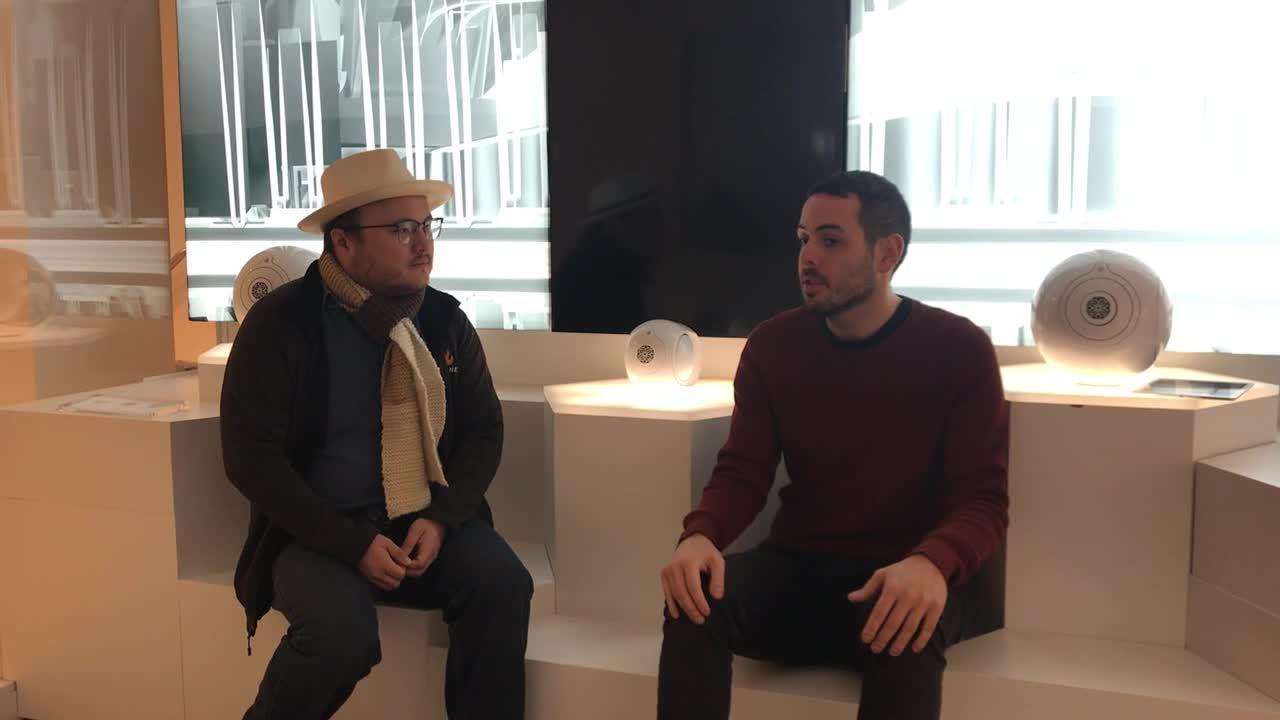 Devialet Interview