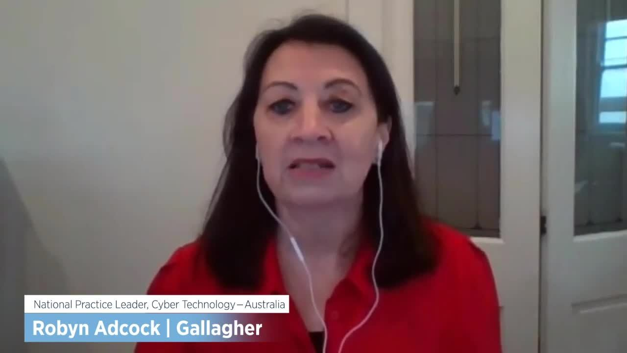 Robyn Adcock - Gallagher - How and why has cyber risk increased during the pandemic