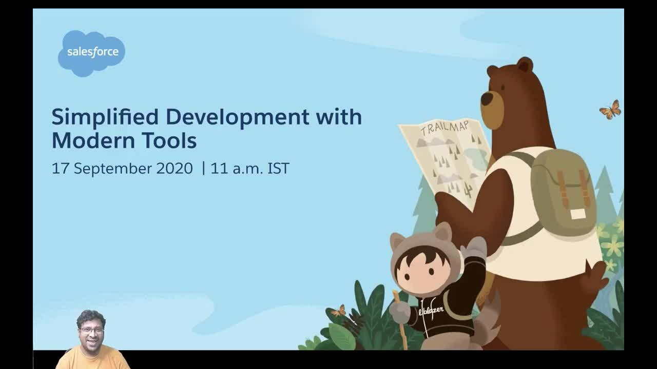 Simplified Development with Modern Tools