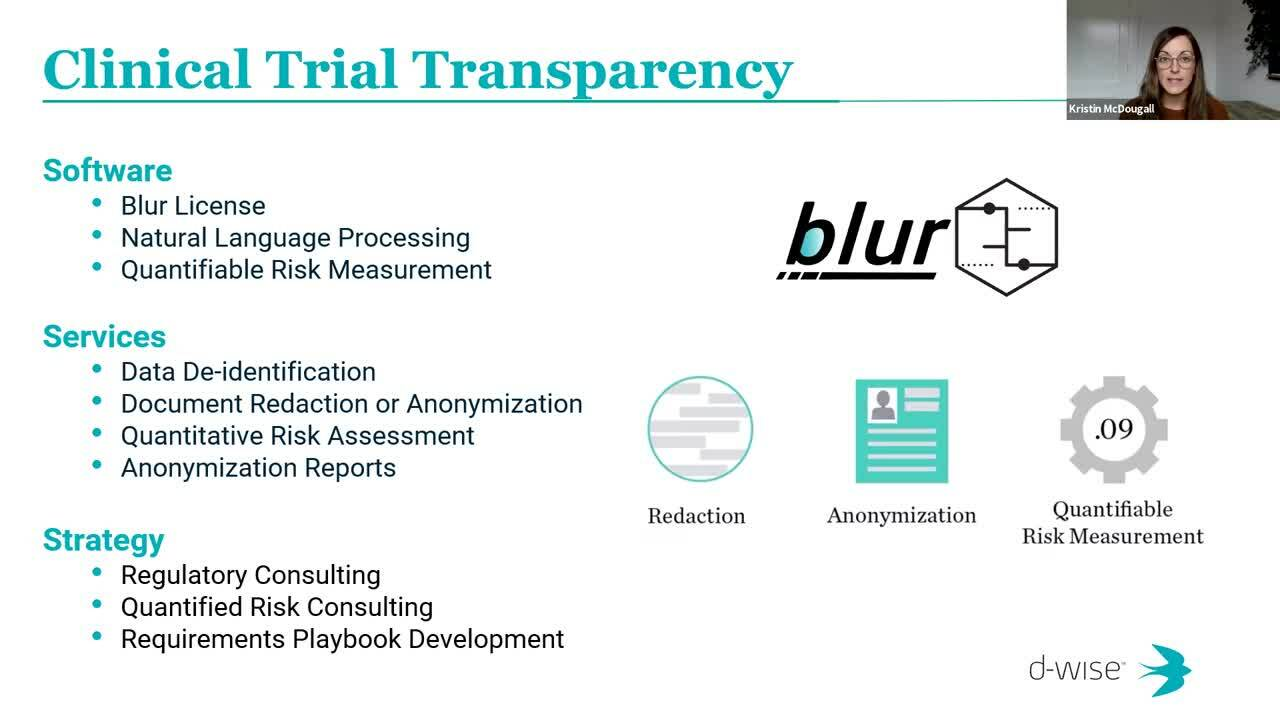 De-Identification Services Overview Video
