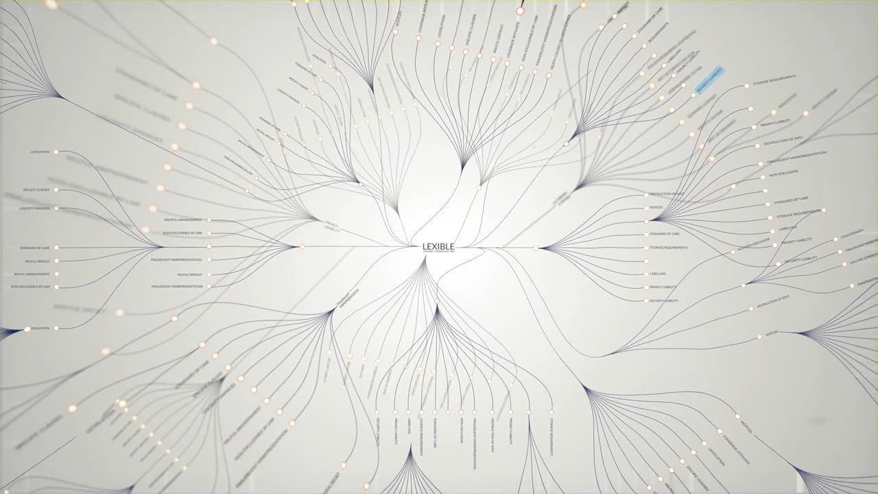Lexible tree animation