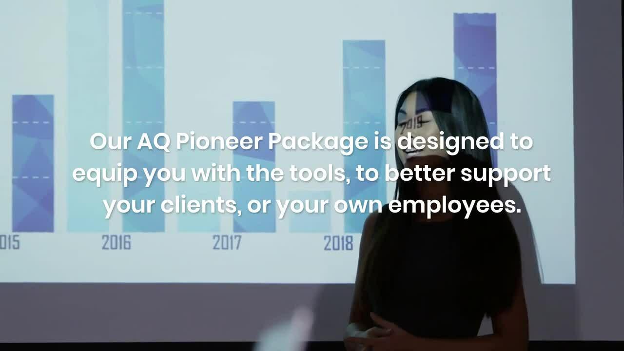 Pioneer Package Video