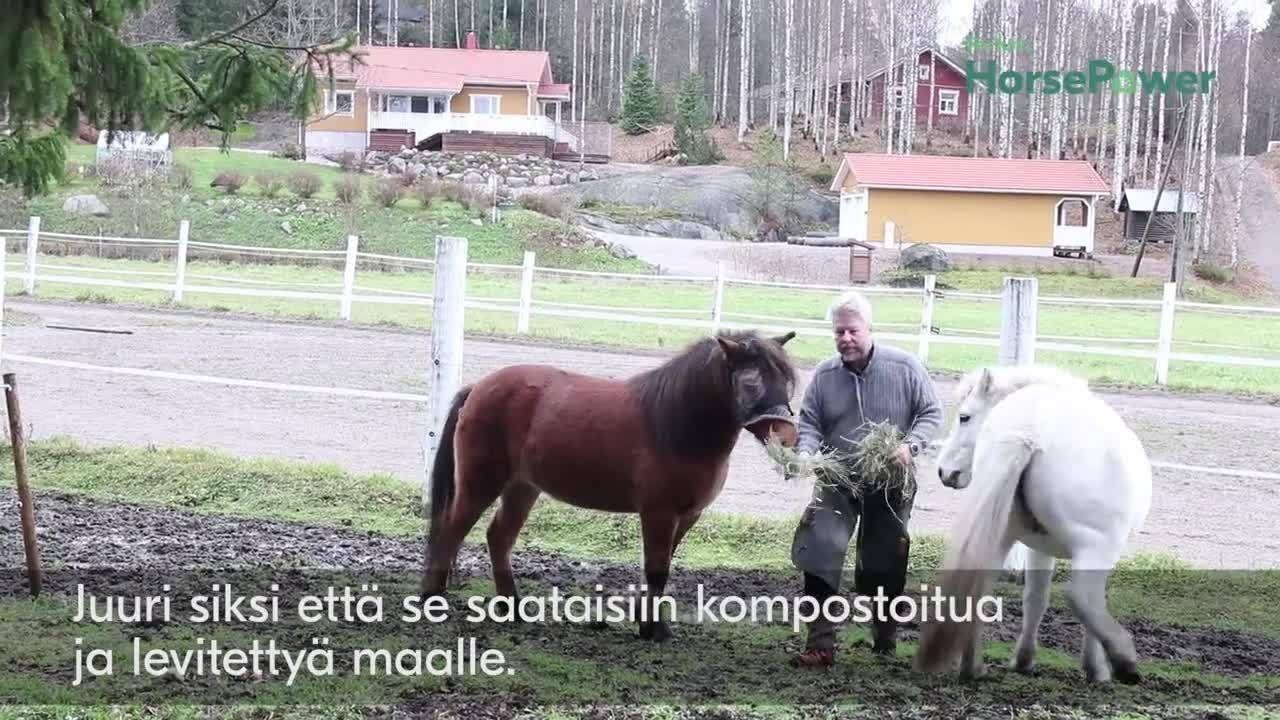 HORSEPOWER 1 oikea tekstit