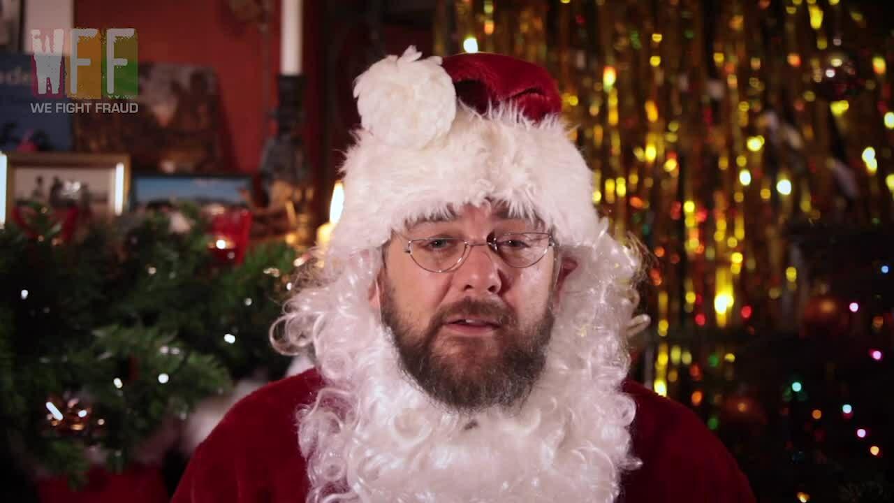 Twelve Frauds of Christmas Day 8
