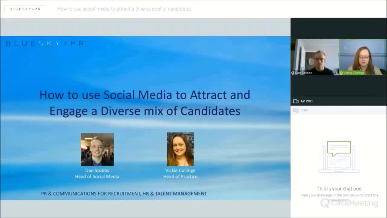 How to use social media to attract and engage a diverse mix of candidates_Trim