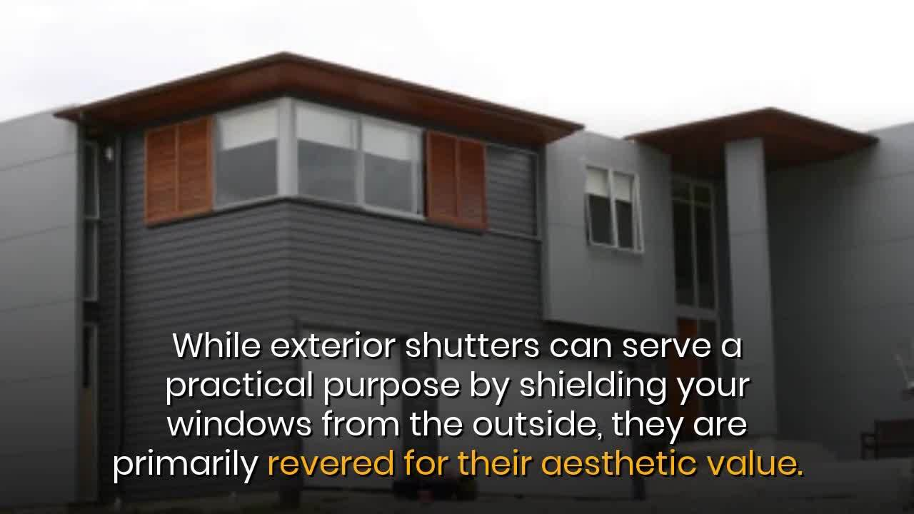 Parkwood Products Ltd - Interior VS. Exterior Shutters What You Need to Know (edit)