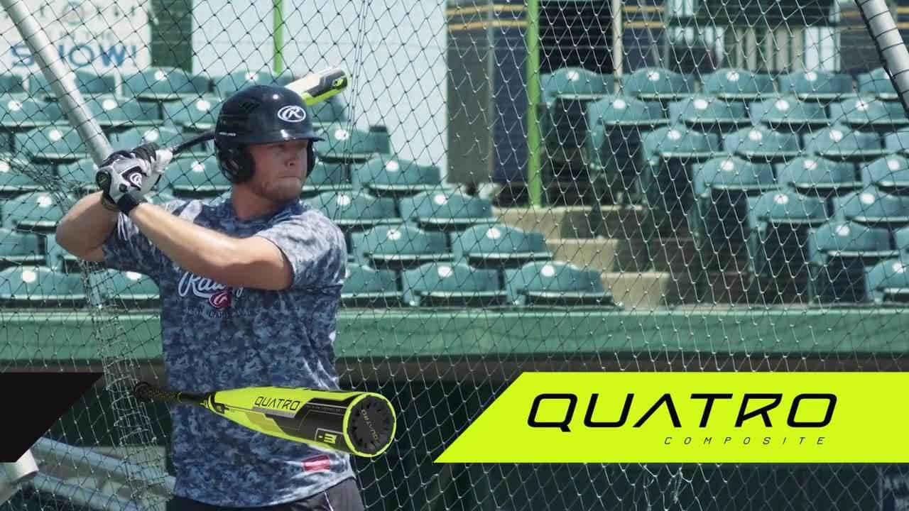2018 Rawlings BBCOR Baseball Bats