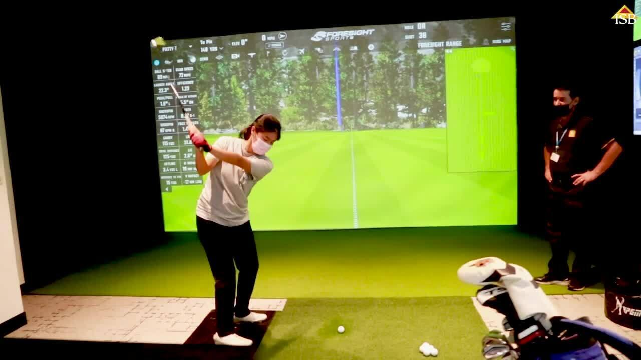 ISB Alumni - golf, my fairway to sucess