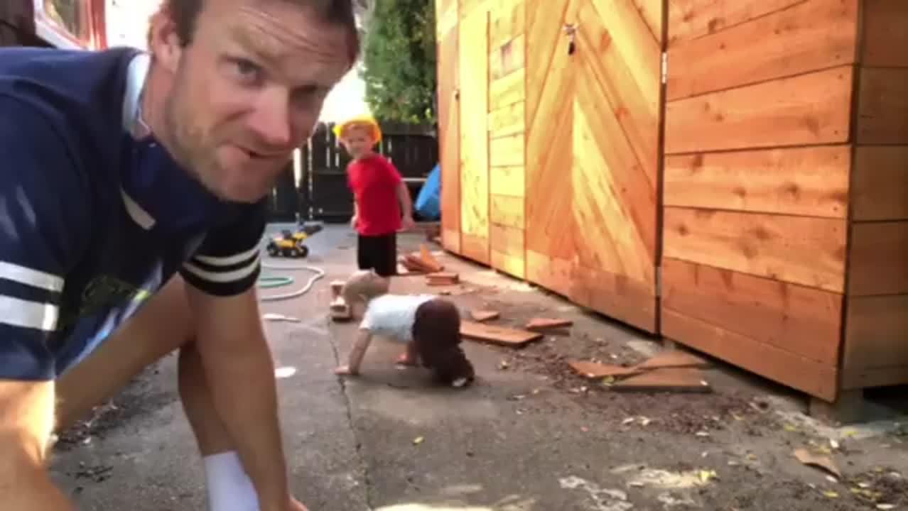 First video - Ben