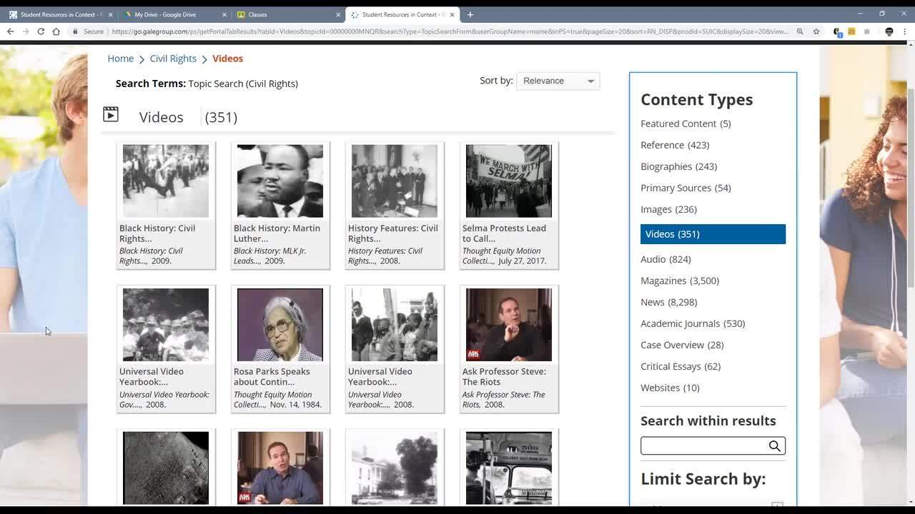 Get to Know High School Gale Resources from Your Digital Maine Library Thumbnail