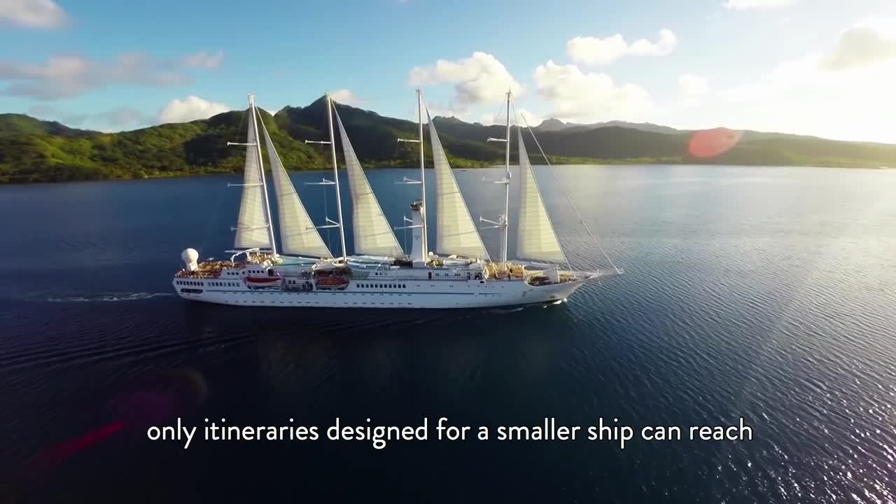 Windstar Cruises 2019
