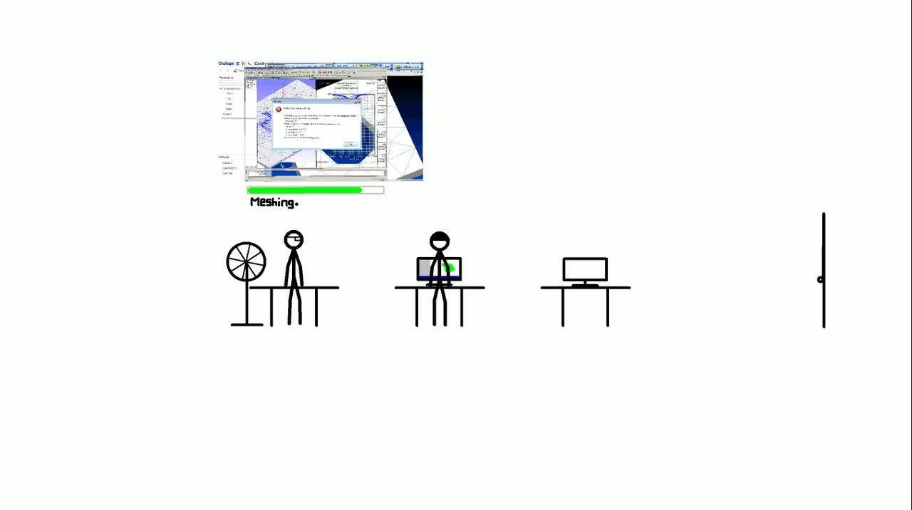 MeshFree - August 2nd Week - Three Engineers Video