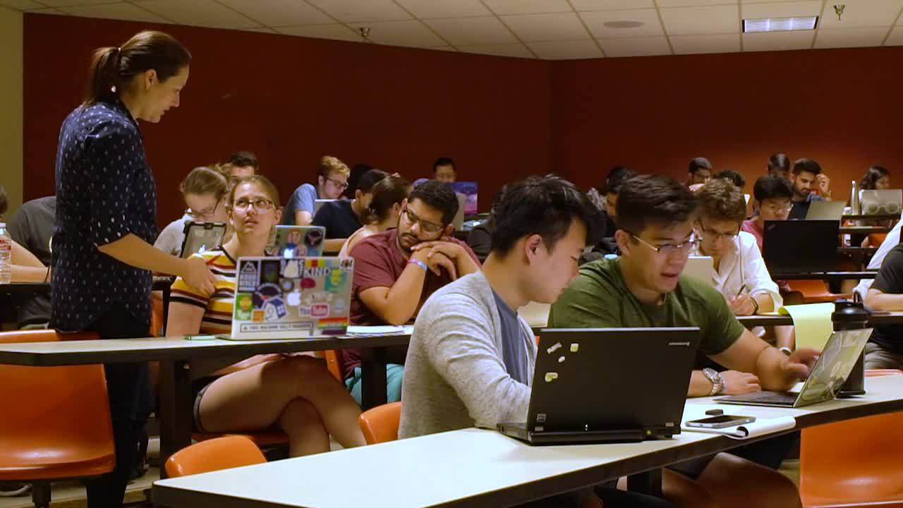 SparkCognition Hosts Darwin™ Competition at UT Austin