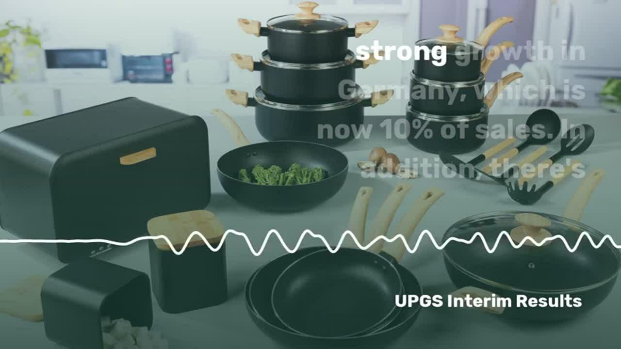 UPGS audiogram