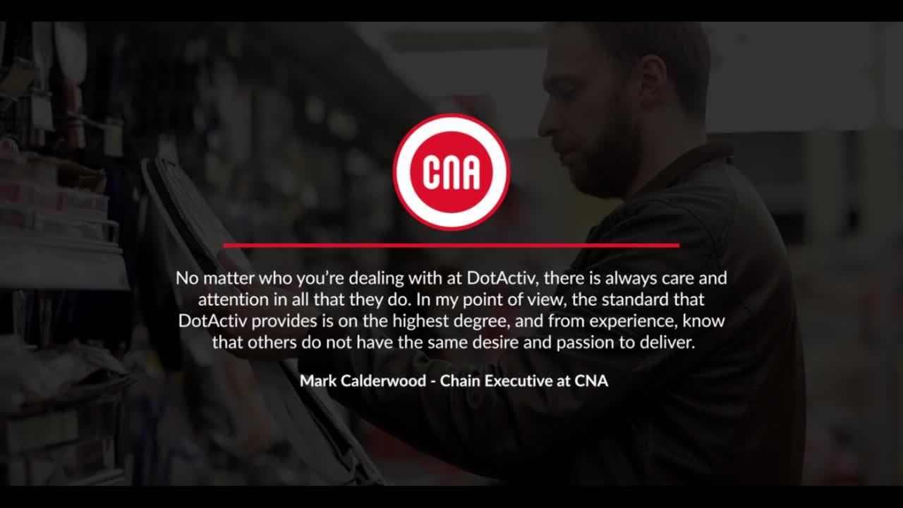 DotActiv and CNA Testimonial