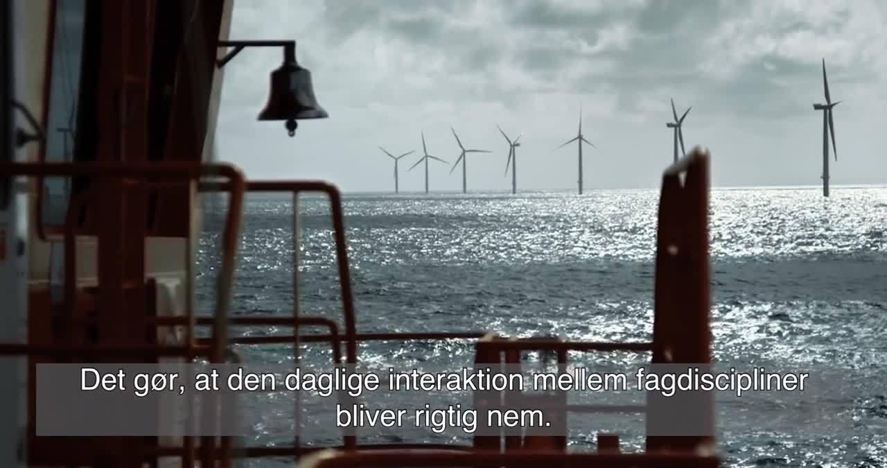 Demo af videointerview Siemens med danske undertekster