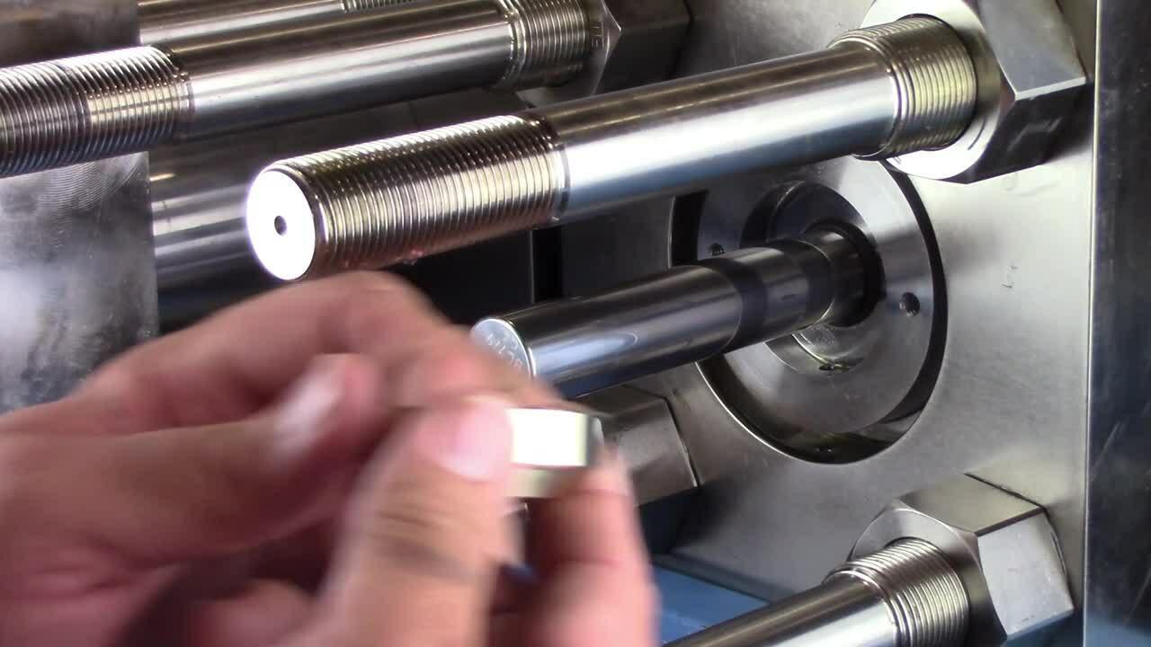 FINAL 1 HP Seal Change Maint. Video (8 5 21)