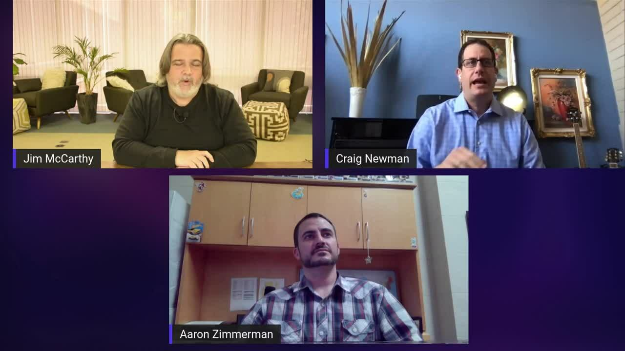 Spotlight on Success with Craig Newman & Aaron Zimmerman
