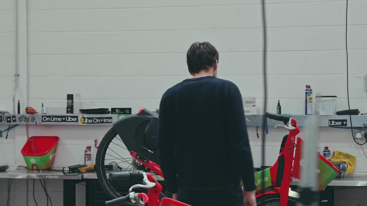 Lime Bikes Final Cut Widescreen v3