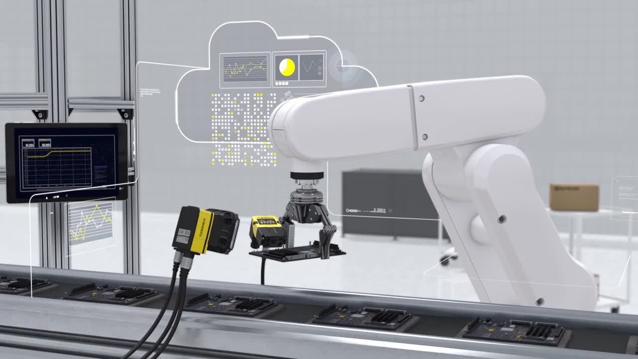 """Industry 4.0, or """"The Industrial Internet of Things,"""" will rely upon machine  vision to revolutionize industrial automation."""