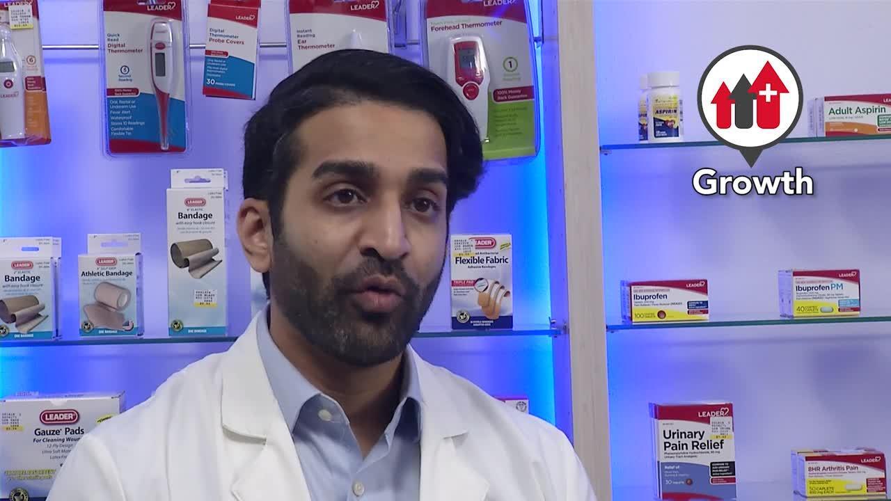AUM Pharmacy Testimonial, Generic version