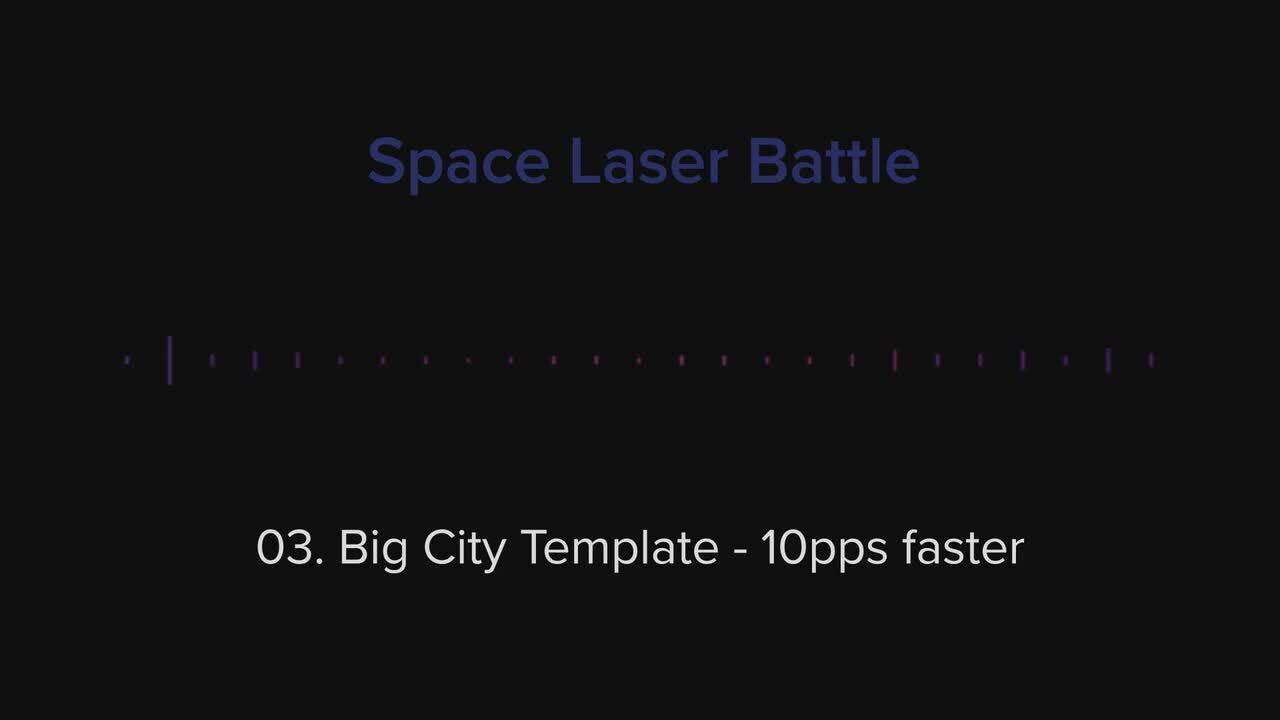 Laser Battle Examples conversion