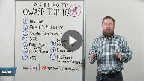 Whiteboard Wednesday: An Intro to the OWASP Top 10