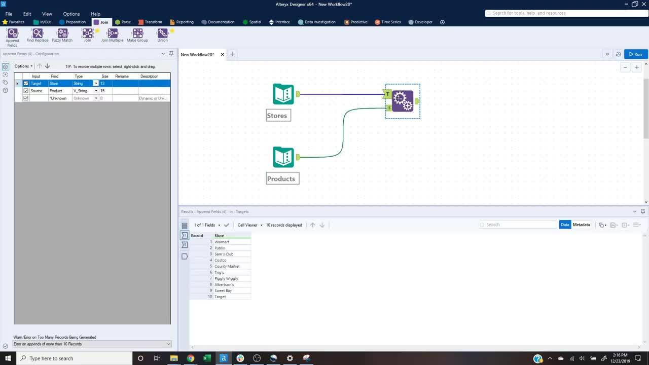 Alteryx-Foundations-_-Creating-a-Cross-Join