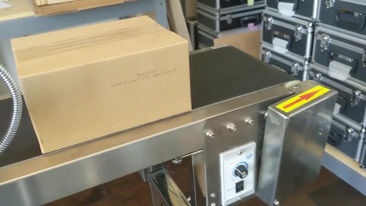 Meenjet M6 Automatic - Set Up Print Delay (Interval)