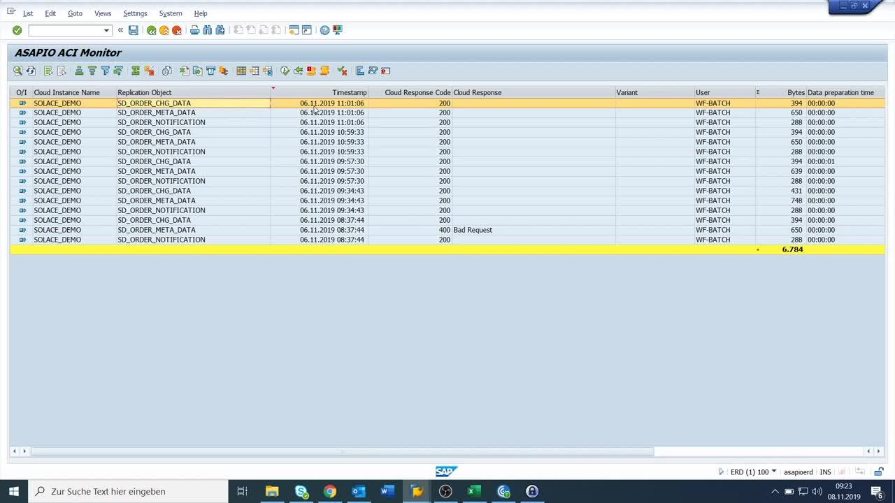 Event-Driven Transformation with SAP Events: Monitoring Perspective