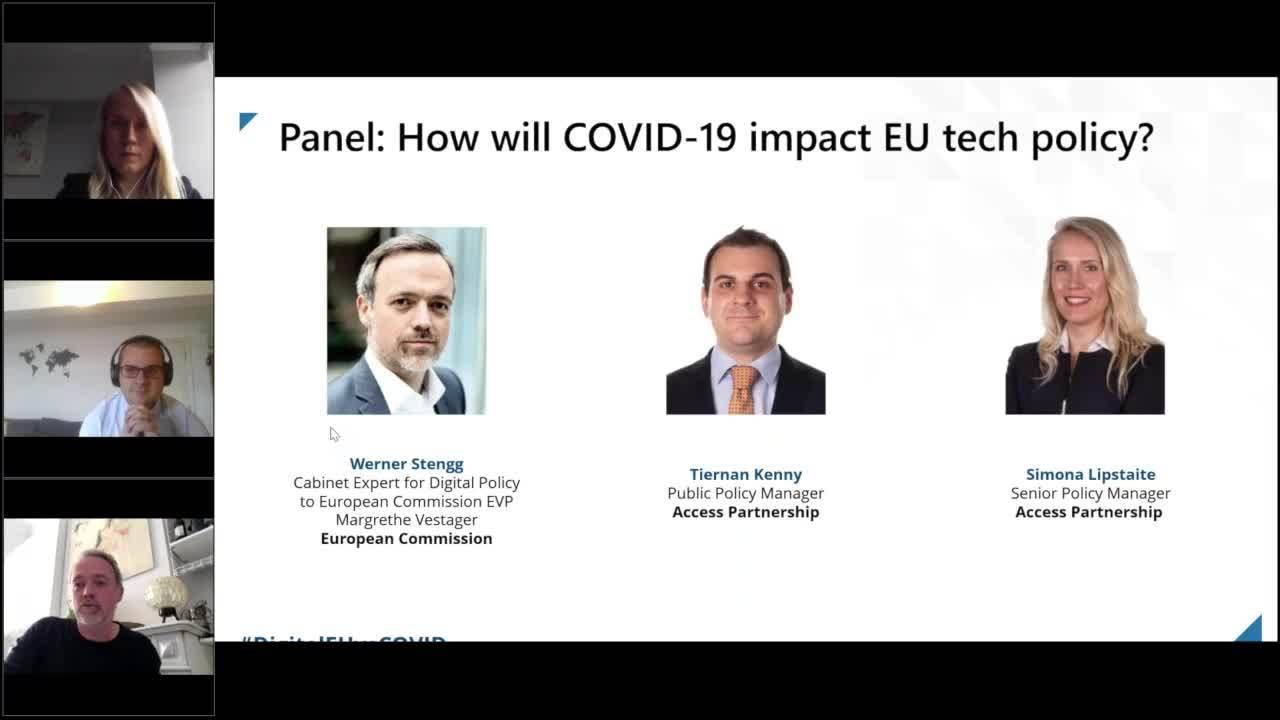 EU COVID webinar