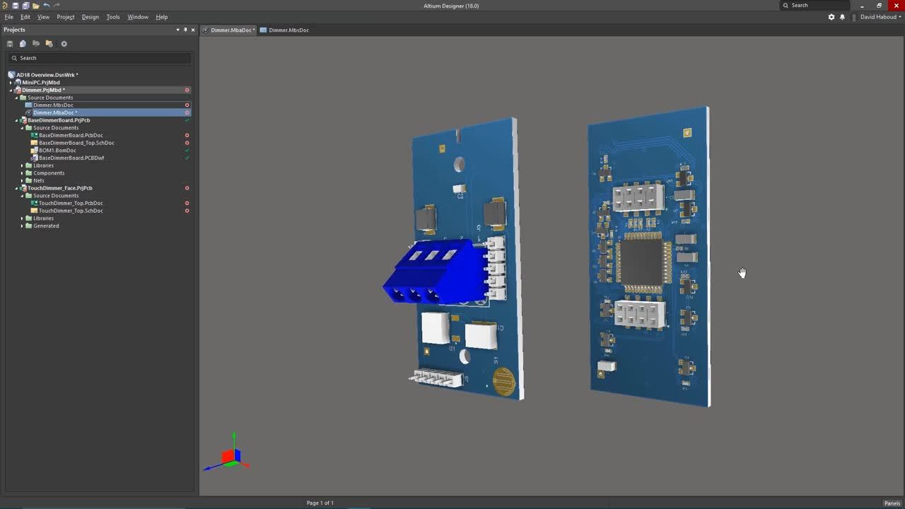 Orcad layout plus shared files