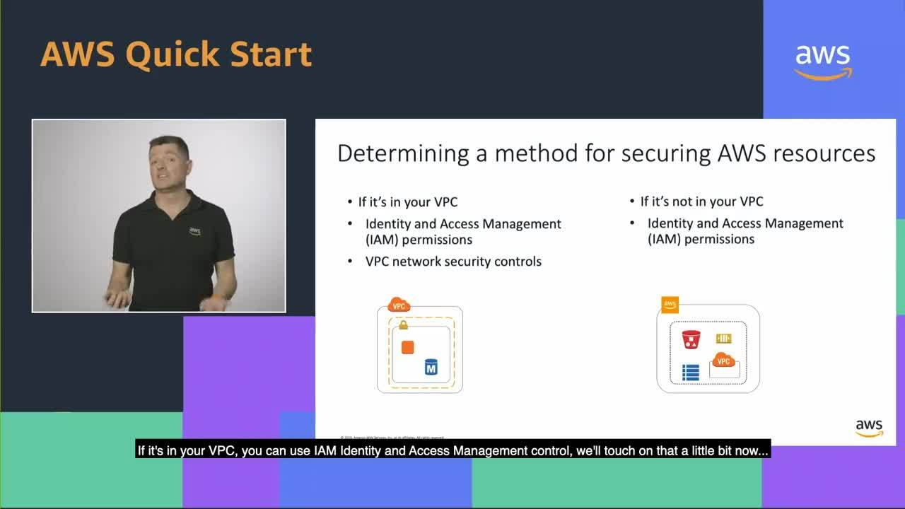 Quickstart - Securing Your Cloud
